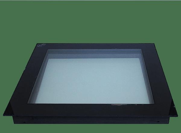 600mm x 1200mm Triple Glazed Clear Skylight