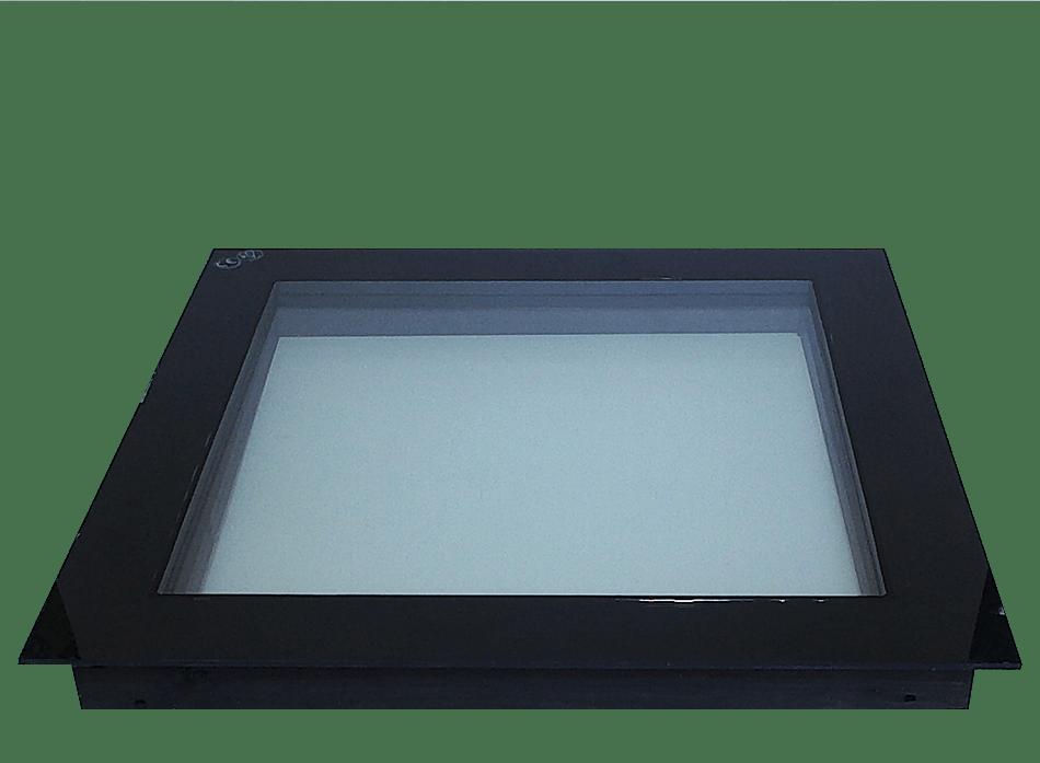 1000mm x 1500mm Triple Glazed Clear Skylight