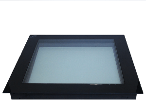 1000mm x 2500mm Triple Glazed Clear Skylight