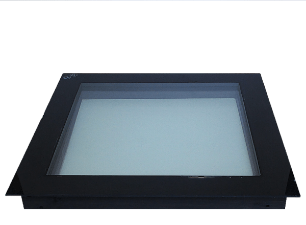 600mm x 600mm Triple Glazed Clear Skylight