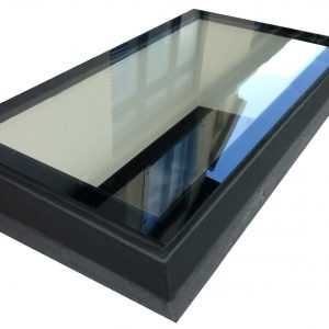 custom flat rooflights