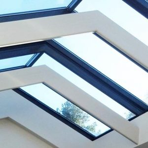 energy efficient rooflights